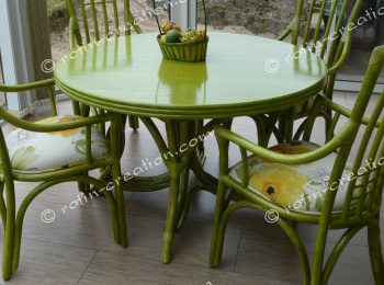 Table BALI ronde FIXE